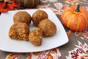 pumpkin balls