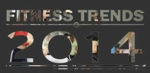 2014 fitness trends