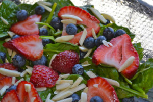 Red-White-Blue-Spinach-Salad