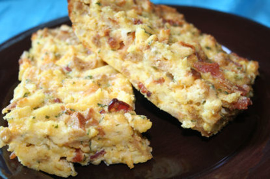 recipe: breakfast casserole with stuffing [5]