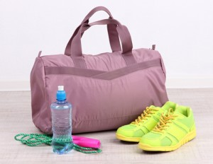 items in your gym bag