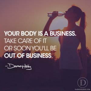 body is business