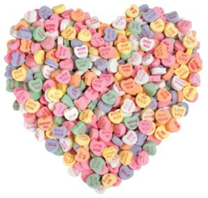 vday candy